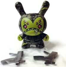 Kidrobot ART OF WAR Dunny Series DEVIOUS SABO DOUBLE UP ?/?? CHASE Vinyl Figure