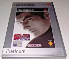 Tekken Tag Tournament PS2 (Platinum) PAL *Complete*
