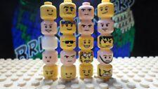 LEGO® TMNT Star Wars City Heads part lot Lot #8