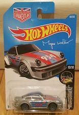 Hot Wheels Porsche 934 Turbo RSR - Magnus Walker Urban Outlaw - long card