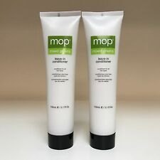 MOP mixed greens leave-in conditioner ~ SET OF 2 ~ 5.1 oz each *** NEW, FRESH!!!