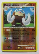 Mamoswine REV HOLO - 21/100 DP Stormfront - Rare Pokemon Card