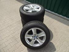 Original BMW X5 E70 F15 Alufelgen Dunlop Winterreifen 255/55R18 DOT10 7mm