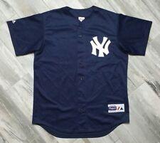 Vintage New York Yankees Men's Majestic Baseball Jersey size Large