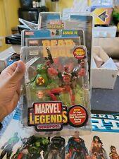 Deadpool (Series 6 No BAF) Action Figure Marvel Legends 2004