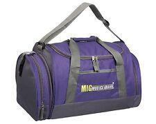 Ladies & Girls Purple Sports & Gym Holdall Bag SPORTS TRAVEL SCHOOL - MIG SB07