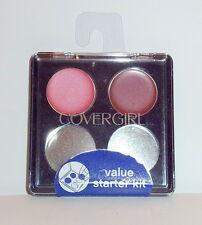 Cover Girl Magnetic Color Pot Starter Kit Rose Quartz & Vintage Wine Lip Shades