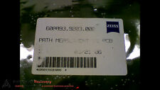 ZEISS 608093.9203.000 PATH MEASUREMENT BOARD, 32 PCB, NEW #168712