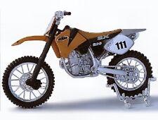 2000,2001,2002 KTM SX-520 motocross race bike from collector set--mint brand new