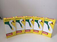 600 Swan Extra Slim Cigarette Smoking Filter Tips 120 tips per pack (5 packs)