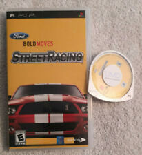 Ford Bold Moves Street Racing (Sony PSP Playstation Portable 2006)
