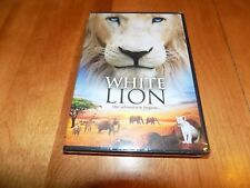 WHITE LION Africa African Lions Adventure John Kani Widescreen DVD SEALED NEW