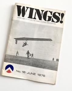 WINGS! No.16 JUNE 1976
