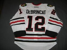 CHICAGO BLACKHAWKS ALEX DeBRINCAT JERSEY RBK EDGE 7287 SZ 56 BNWT