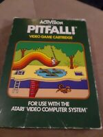 Pitfall by Activision for Atari 2600 COMPLETE IN BOX  ▪︎▪︎FREE SHIPPING▪︎▪︎