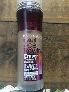 Maybelline Instant Age Rewind Eraser Treatment Makeup 320 Honey
