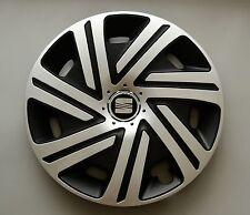 "16"" Seat Alhambra,Toledo,Leon,Ibiza...Wheel Trims / Covers, Hub Caps,Quantity 4"