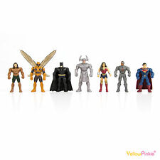 DC JUSTICE LEAGUE FILM ACTION MIGHTY MINIS SERIES 1. BLIND BAG FIGURE (MATTEL)