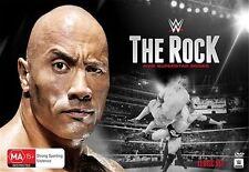 WWE - Superstar Series - The Rock (DVD, 2015, 11-Disc Set) Brand New  Region 4