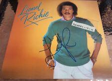 Lionel Richie Signed Commodores Autograph proof coa a