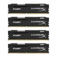 8GB 16GB 32GB DDR4 3200MHz CL18 For Kingston HyperX FURY DIMM Desktop RAM Memory