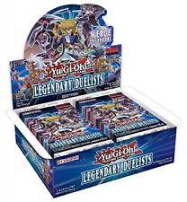 Yu-Gi-Oh! Legendary Duelists Booster Display - Deutsch - 1. Auflage