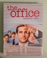 THE OFFICE season two  2 second     DVD NEW  factory sealed