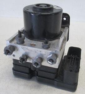 Ford Fiesta VI JA8 ABS Hydraulikblock ATE 8V512M110AD 06210955813