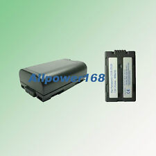 Battery for Panasonic CGR-D08 CGR-D08R NV-DS11 NV-DS25 NV-DS27 CGR-D16S 1100mAh
