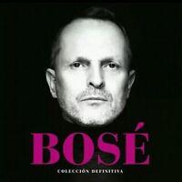 Coleccion Definitiva - Miguel Bose 2 CD Set Sealed New 2013 !