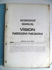 GENUINE HONDA  NB50M & NE50M VISION WORKSHOP SERVICE REPAIR MANUAL
