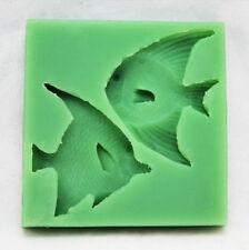 Goldfish Silicone Molds Fondant Sugar Craft Cake Decorating Tools DIY Candy Mold
