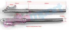 Forcelle ricambio minimoto stelo 24mm Polini 911 e altre mini