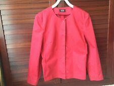 Hosenanzug TAIFUN Collection rot Gr. 36 -Trend der Saison - stylisch - Baumwolle