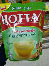 HOTTA INSTANT GINGER ORIGINAL FORMULA WITH STEVIA EXTRACT 9G X 14 SACHETS