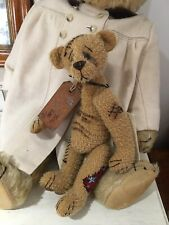 TATTY TEDDY  By Julie Quon Tasmania, Made Exclusively For Silly Bears.