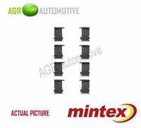 MINTEX FRONT BRAKE PADS ACCESORY KIT SHIMS GENUINE OE QUALITY - MBA1162