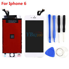"""For iPhone 6 4.7"""" LCD Touch Lens Digitizer Screen Replacement White UK"""