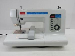 Pfaff 300E Smart Embroidery Machine Used Tested