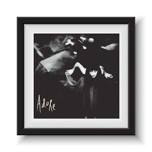 """Smashing Pumpkins - Adore   12"""" Album Cover - Framed 16"""" x 16"""""""