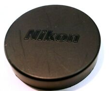 Nikon 34mm ID Front Lens Cap slip on type plastic