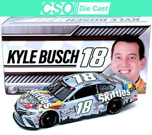 Kyle Busch 2020 Skittles Zombie 1/24 Die Cast IN STOCK