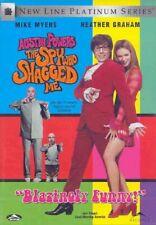 Austin Powers 2: The Spy Who Shagged Me Dvd