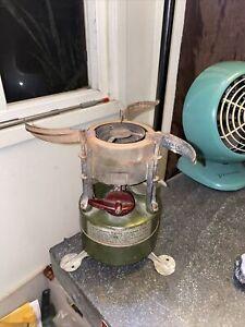 U.S.Military Portable M-1950 Stove,Gasoline Burner U.S. Rogers ,Akron,Ohio 1952
