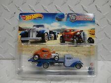 Hot Wheels Team Transport '32 Ford Speed WAZE