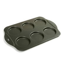Norpro Non-Stick Puffy Muffin Top/Crown Pan, 6 Cavities