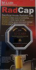 Sacrificial Anode Radiator Cap Stops Electrolysis RC-30 VE-LABS RadCap
