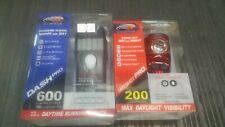 Cygolite Dash PRO 600 + Hotshot PRO 200 Bike Head & Tail Light USB Rechargeable
