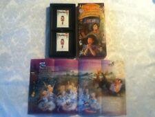 NEW Tchaikovsky Nutcracker Jansons London Philharmonic EMI 2 Cassette Tape Book