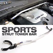 Aluminum Silver Strut Tower Brace Bar Upper For HYUNDAI 2009-2010 NF Sonata i45